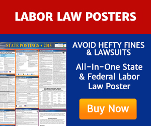 2015 Labor Law Posters