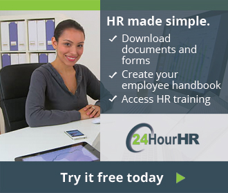 24HourHR - HR made simple. Download documents and forms, create your employee handbook and access HR training