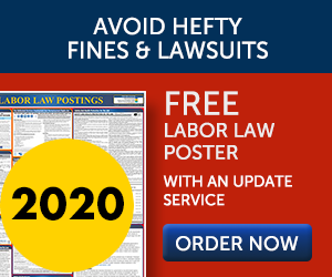 2020 Labor Law Posters