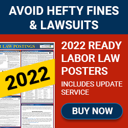 2021 Labor Law Posters